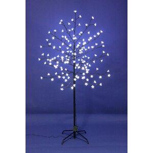 Cherry Tree with LED Luminary