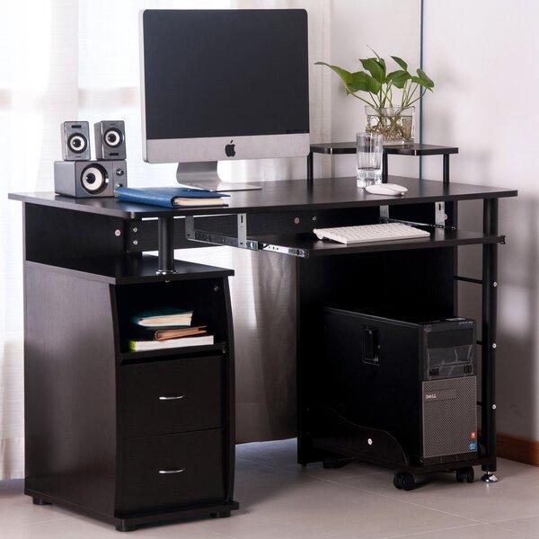 Merax Computer Desk Amp Reviews Wayfair