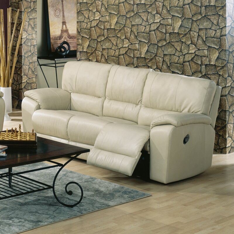 Palliser Furniture Shields Reclining Sofa & Reviews | Wayfair