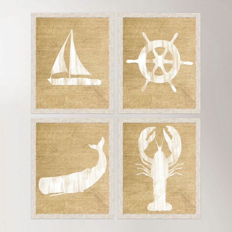 Birch Lane™ Seaside Wall Art | Birch Lane