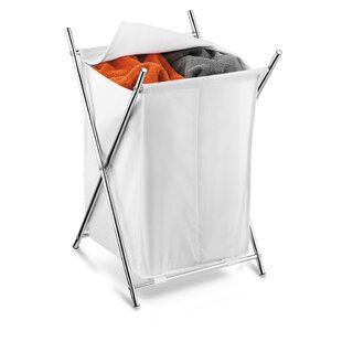 2 Compartment Folding Laundry Sorter