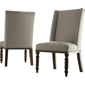 Labrador Parsons Chair (Set of 2) by One Allium Way