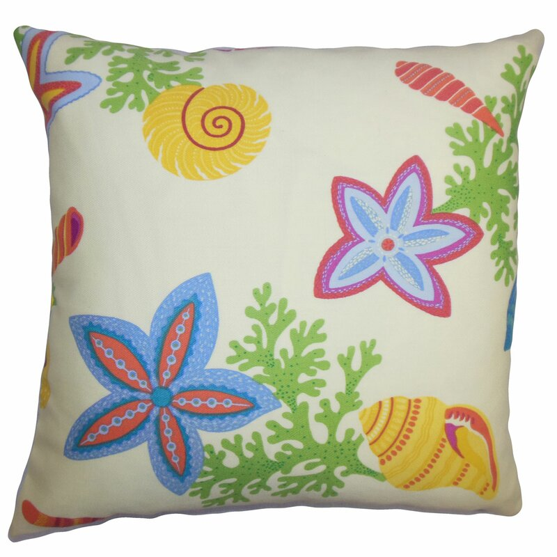Nautical Floor Pillows : Rosecliff Heights Fortner Coastal Floor Pillow Wayfair.ca