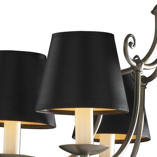 Chandelier lamp shades wayfair aloadofball Choice Image