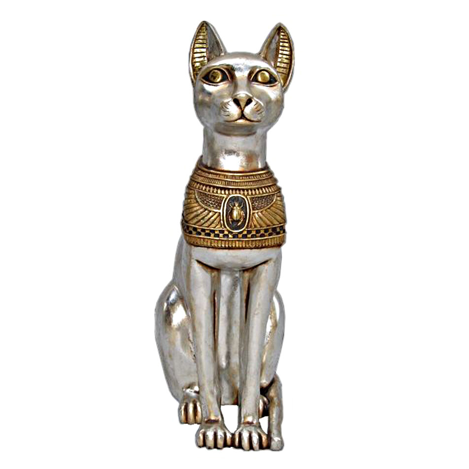 Design Toscano Egyptian Cat Goddess Bastet Statue Wayfair