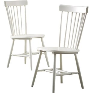 White Kitchen Dining Chairs Youll Love Wayfair