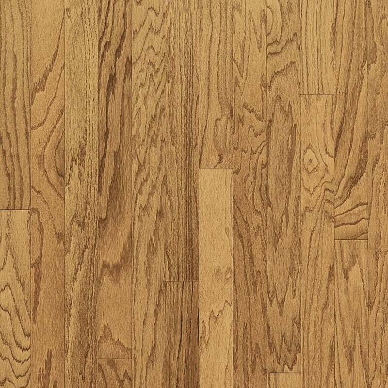 SAMPLE - Turlington™ Plank Engineered Red Oak in Harvest