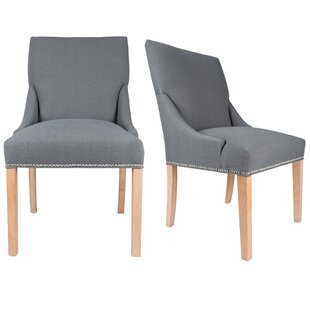 Maire Upholstered Dining Chair (Set of 2)