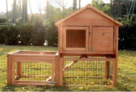 - Pawhut Rabbit Hutch With Outdoor Run & Reviews Wayfair