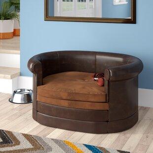 Deon Oval Cushy Dog Sofa