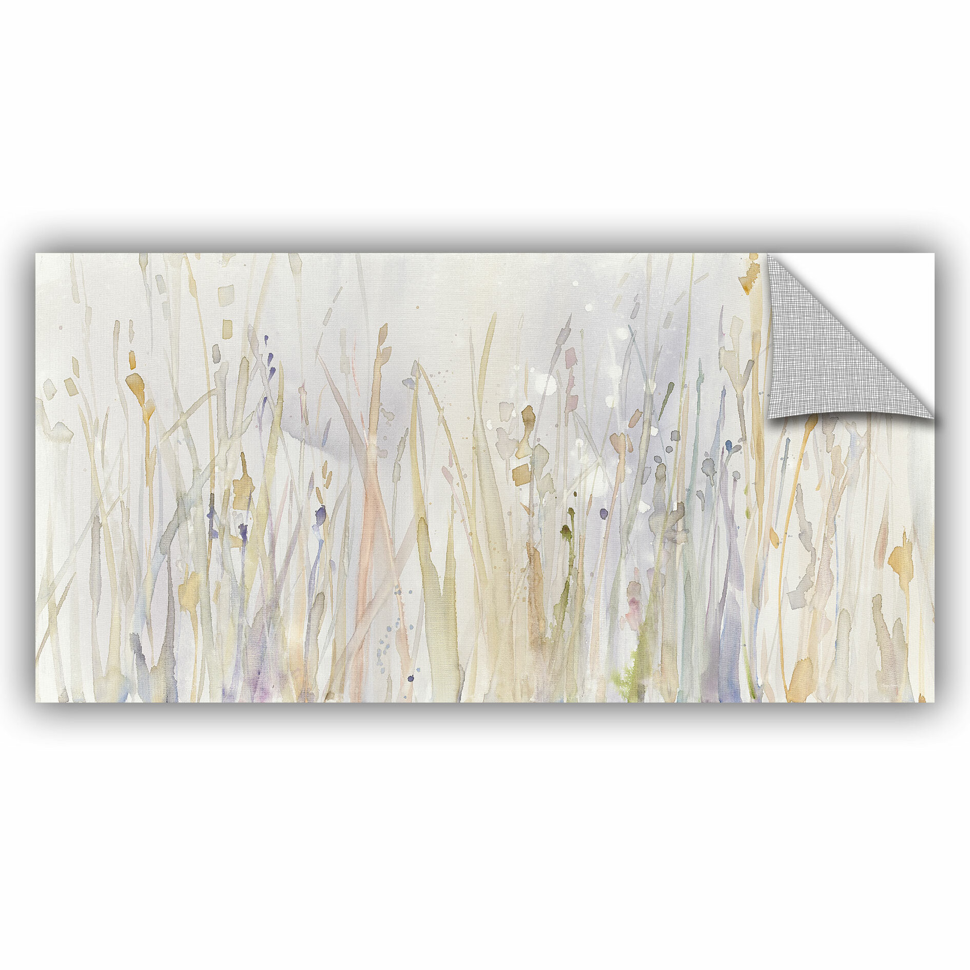 Artwall Avery Tillmon Autumn Grass Wall Decal Wayfair