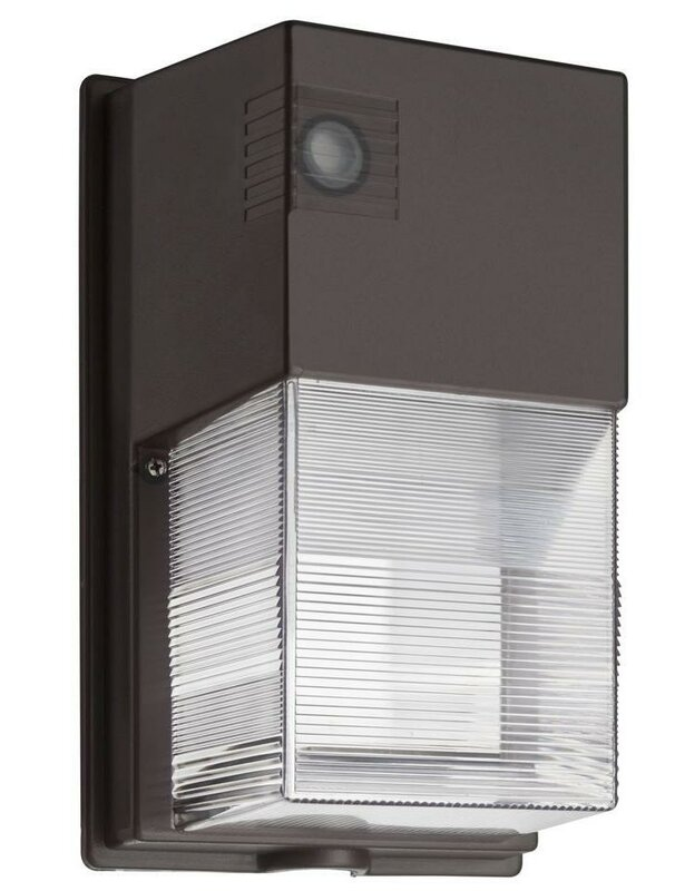 Lithonia Lighting Dusk to Dawn Integrated LED 1Light Outdoor Flush Mount  Reviews  Wayfair.ca