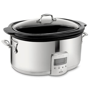 Electrics 6.5 Qt. Slow Cooker