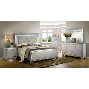 Glam Bedroom Sets You\'ll Love | Wayfair