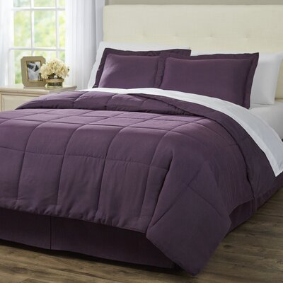 King Size Purple Bedding You Ll Love In 2019 Wayfair