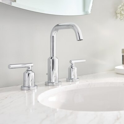 Elements of Design Vintage Single hole Bathroom Faucet with Drain ...