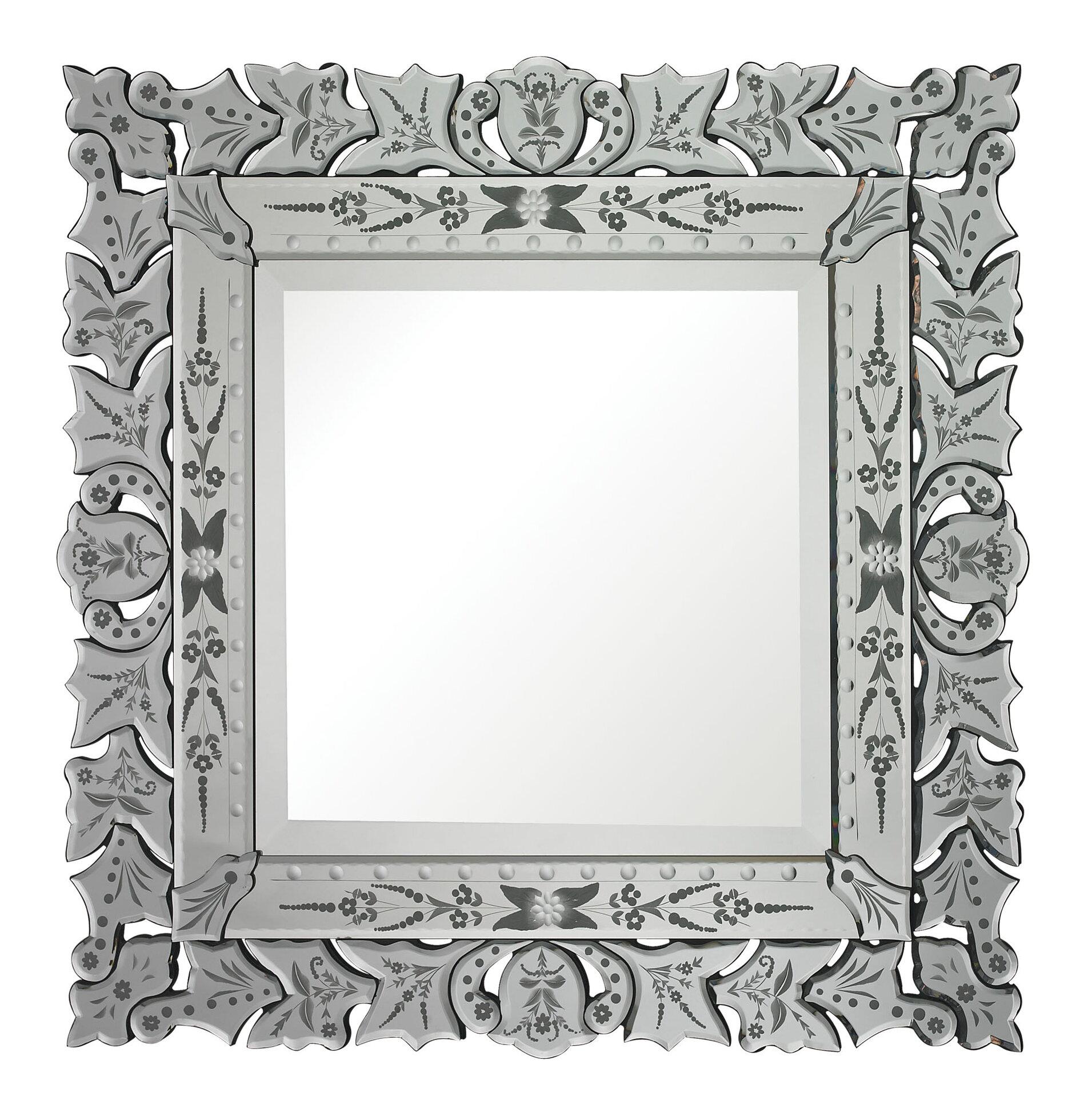 Astoria Grand Adelaide Wall Mirror | Wayfair