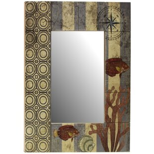 ocean themed furniture. Ocean Themed Accent Mirror Furniture A