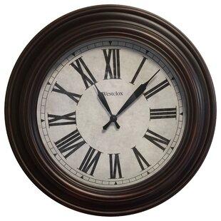 20 Roman Numeral Wall Clock