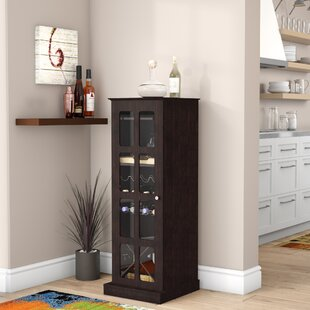 Carmean Mini Bar with Wine Storage