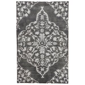 Hamilton Hand-Knotted Gray Area Rug