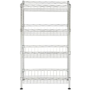 4-Tier Storage Baker's Rack by Rebrilliant