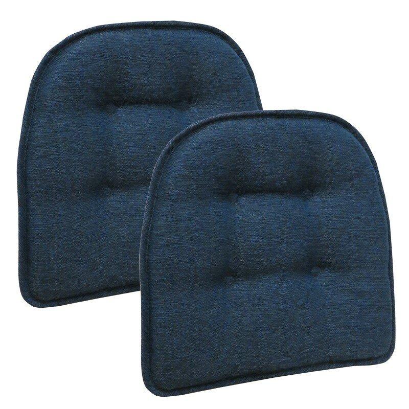 Elegant Wayfair Basics Tufted Gripper Chair Cushion