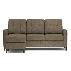 Modern Sectional Sofas AllModern - Modern sofas sectionals