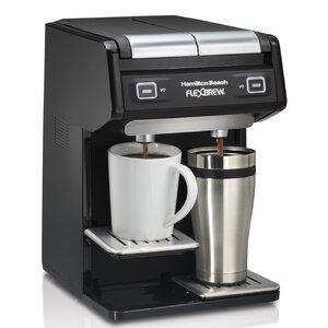 FlexBrew Dual Single-Serve Coffee Maker