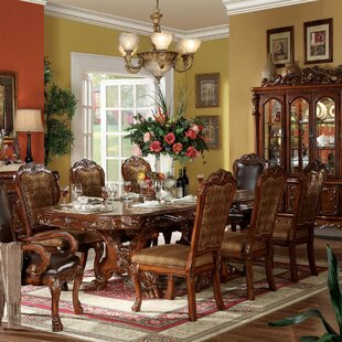 Kyree Solid Wood Dining Chair (Set of 2)