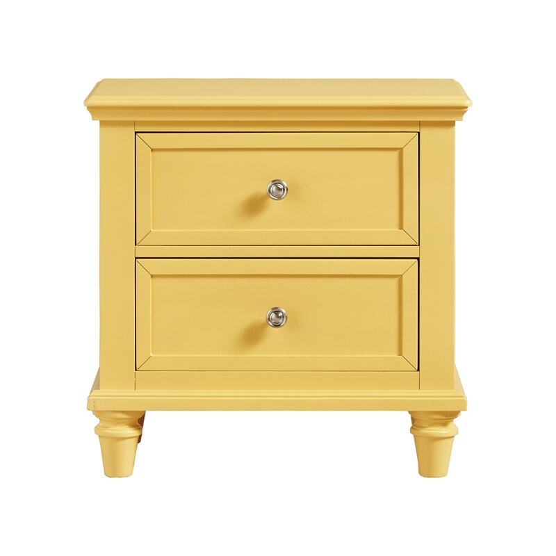 Isabella 2 Drawer Nightstand. Nightstands   Bedside Tables You ll Love   Wayfair