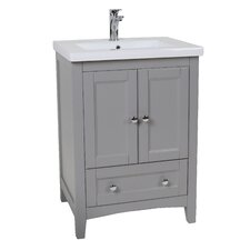 "Danville 24"" Single Bathroom Vanity Set"
