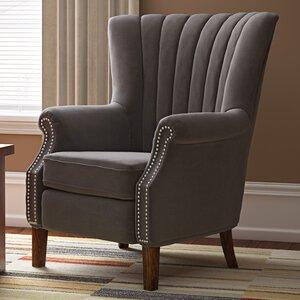 Anka Wingback Chair