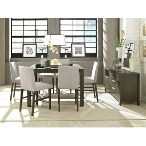 Counter Height Dining Sets Youll Love Wayfair - 7 piece counter height dining room sets