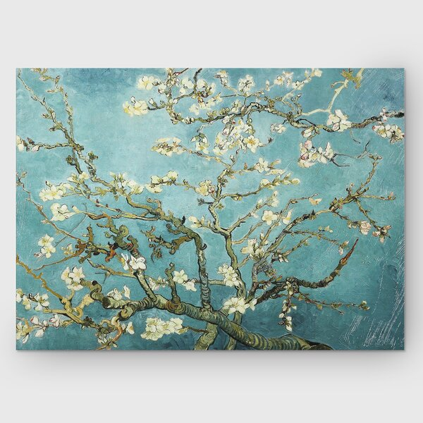 Wexfordhome Almond Blossom By Vincent Van Gogh Painting