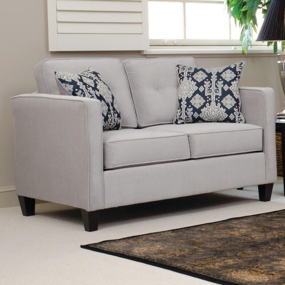 Mercer41 Serta Upholstery Mansfield Sleeper Living Room