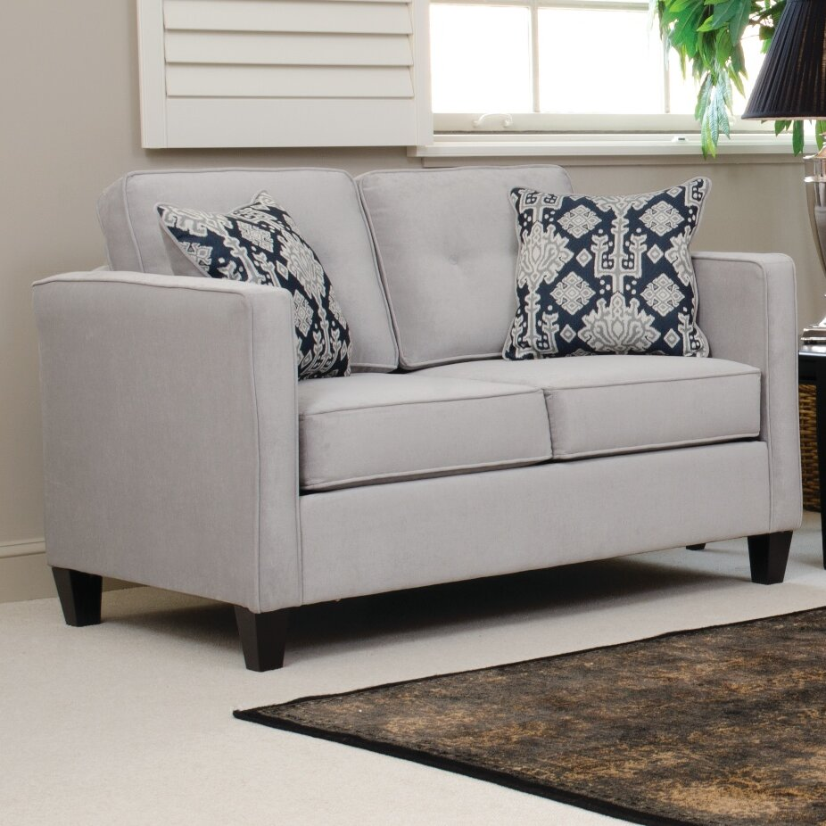 Mercer41 Serta Upholstery Mansfield 72 Quot Sleeper Sofa