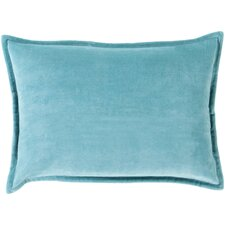 Hocker 100% Cotton Lumbar Pillow Cover
