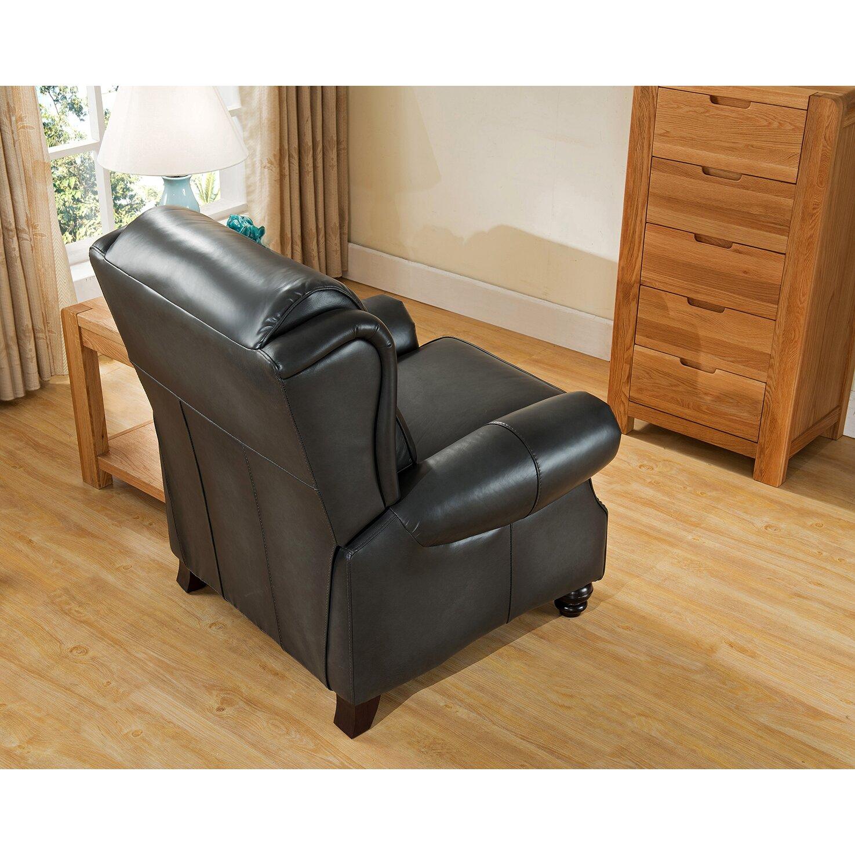 Wingback Recliner Chair Instachair