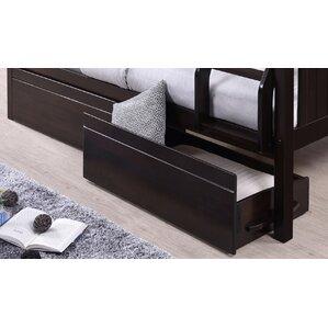 fredric underbed storage drawer set of 2 - Under Bed Storage Frame