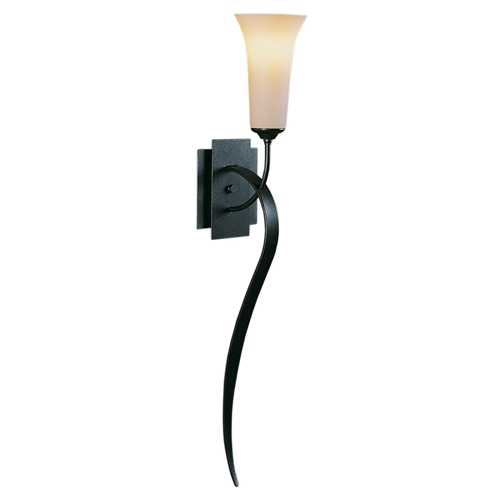 Hubbardton Forge Sweeping Taper: Hubbardton Forge Sweeping Taper 1-Light Wall Sconce