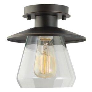 flush mount lighting you'll love | wayfair