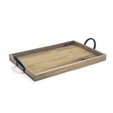 Rustic Wood™ Serving Tray (Set of 2)