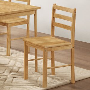 Thorndike Solid Rubberwood Dining Chair (Set of 2)