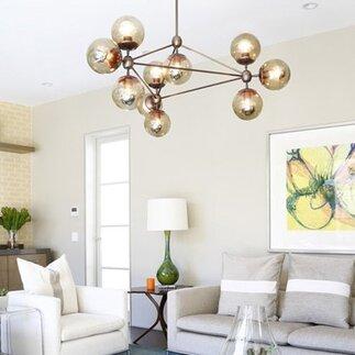 10 modern chandeliers that shine bright