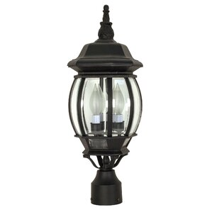 Great Mackintosh 3 Light Outdoor Lantern Head