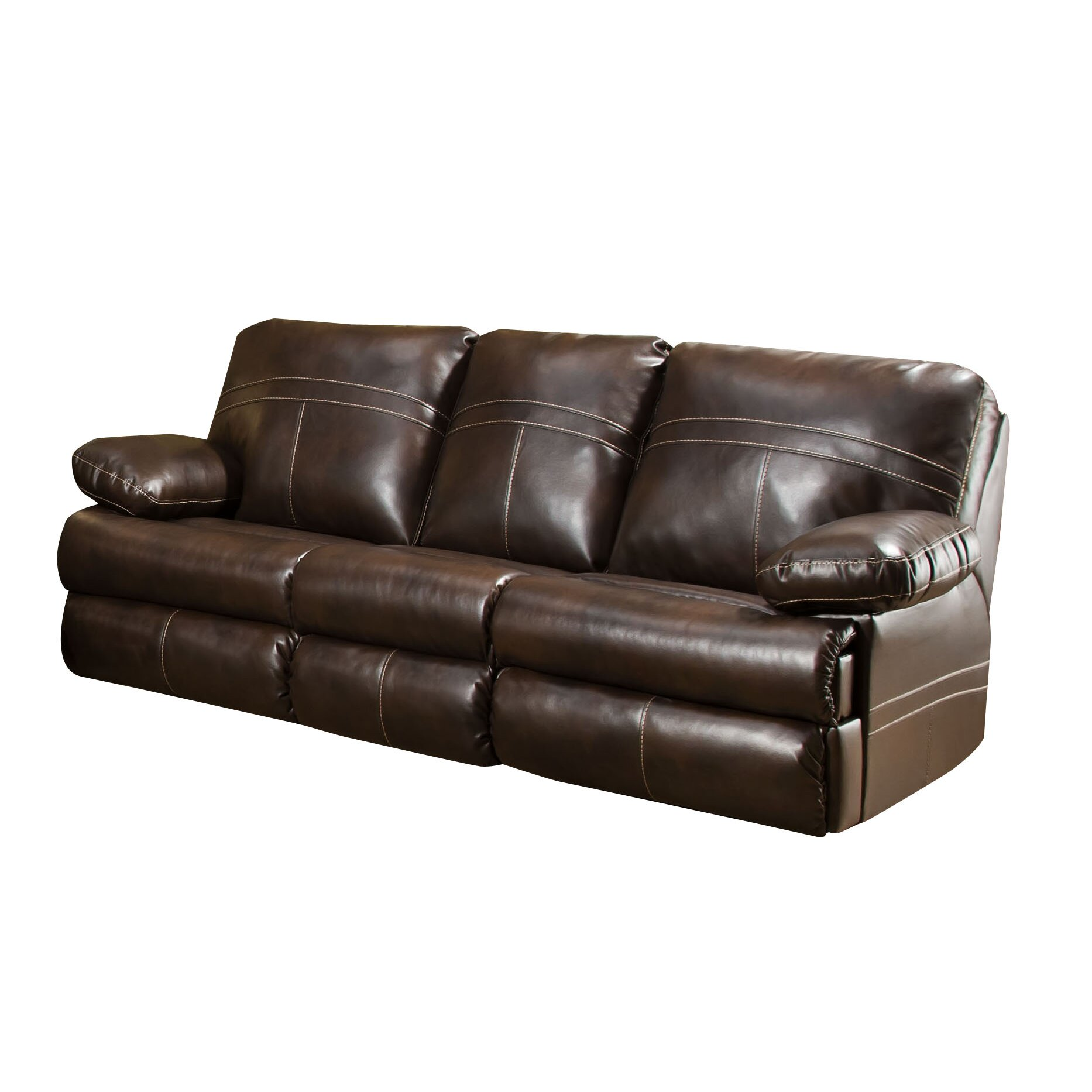 Simmons Upholstery Obryan Double Motion Reclining Sofa Reviews Birch Lane