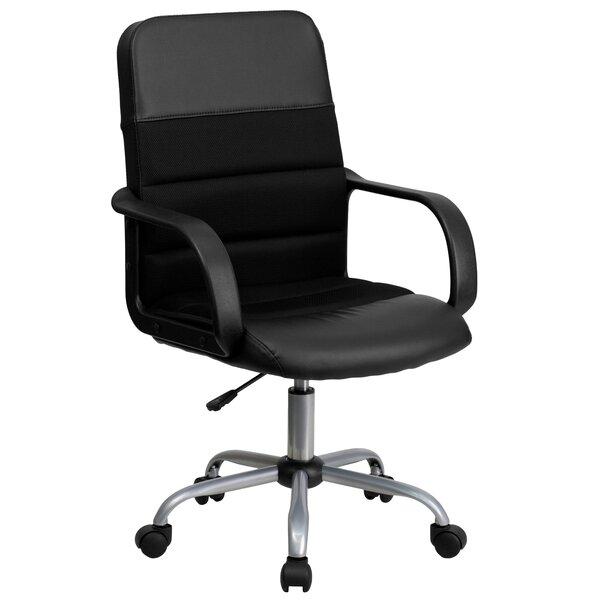 Contemporary Plastic Desk Chair For Idea