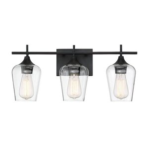 Staci 3 Light Vanity Light