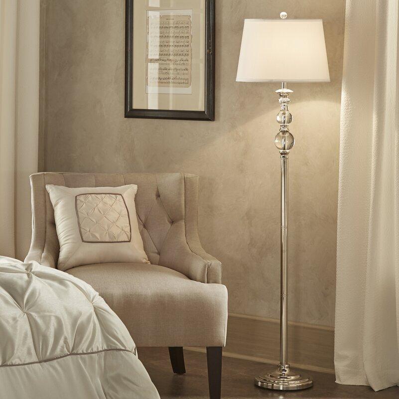 Willa arlo interiors agda 63 floor lamp reviews - Willa arlo interiors keeley bar cart ...